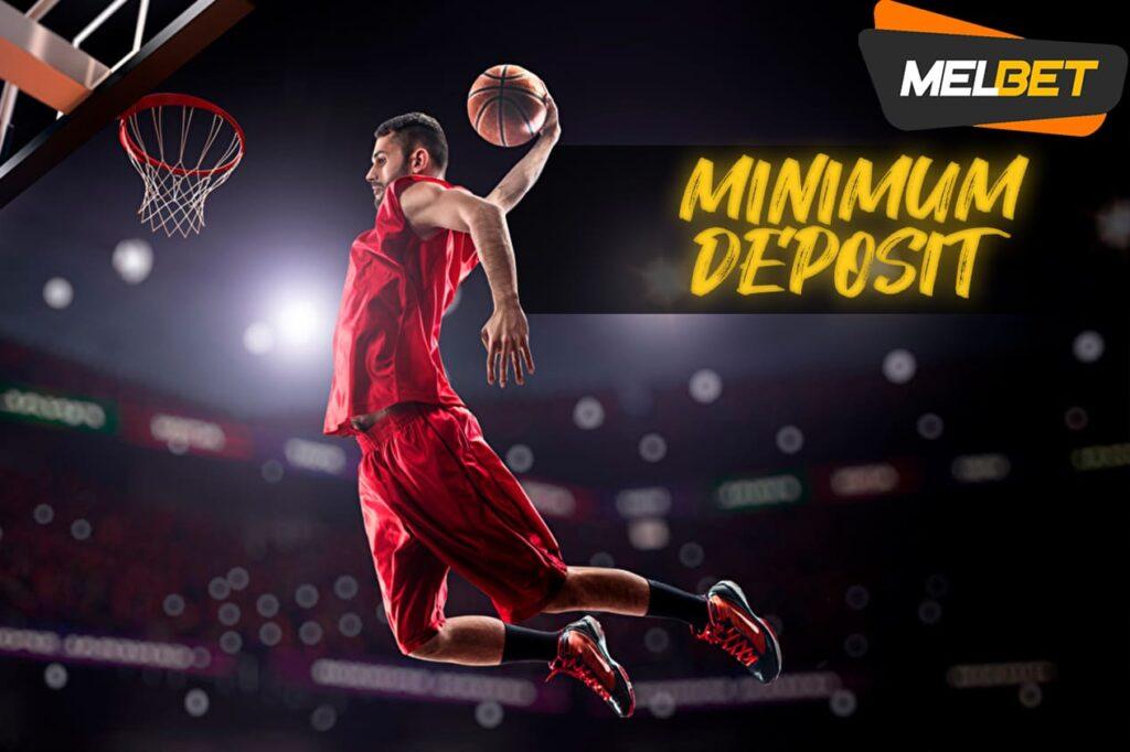 Minimum melbet deposit 1 euro