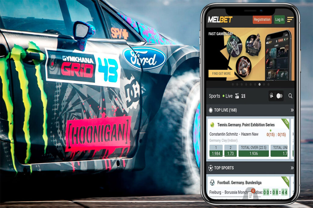 Best online betting app