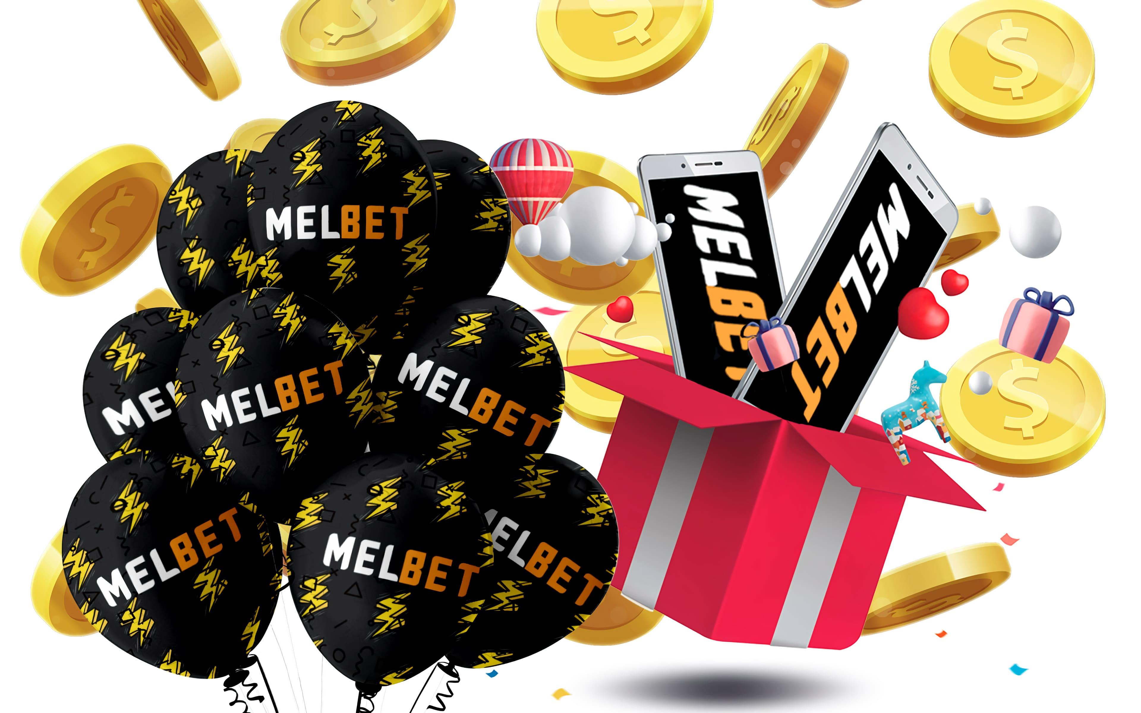 Melbet promo code and bonuses